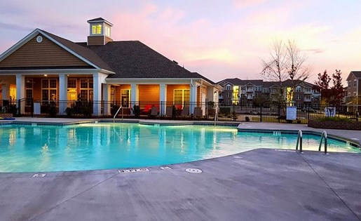 Resort-Style Pool at Gateway at Rock Hill, Rock Hill, SC